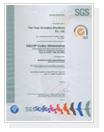 HACCP英文证书
